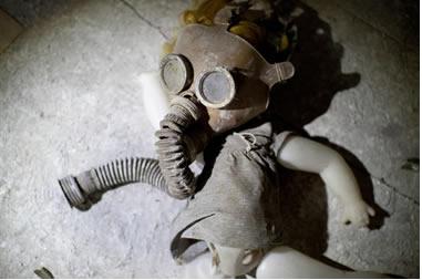 Tristes mortes causadas por material radioativo