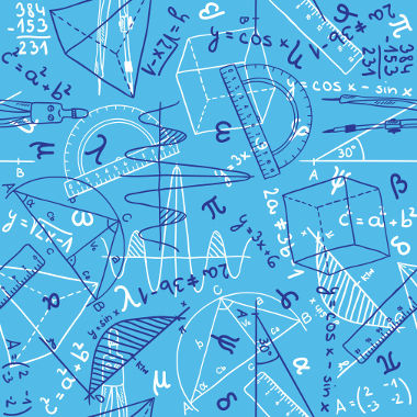 A Geometria realiza cálculos relacionados com a medida de estruturas planas e tridimensionais