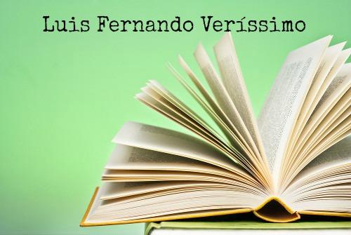 Luis Fernando Verissimo é escritor, cartunista, roteirista e romancista brasileiro