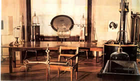 Laboratório de Lavoisier.
