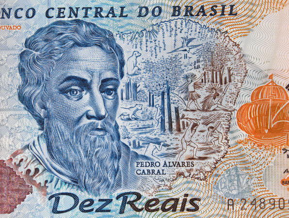 A extração do pau-brasil foi iniciada poucos anos depois dos portugueses terem chegado à América.