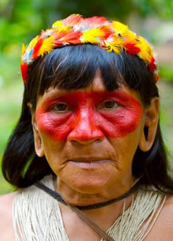 O direito a uma velhice digna é um dos objetivos do Dia Internacional dos Povos Indígenas