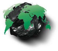 A utilização mundial do carvão mineral