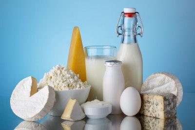 Os derivados do leite são os principais fornecedores de cálcio