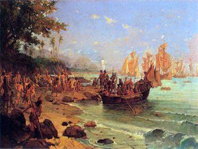 Conquista ou Descobrimento do Brasil?