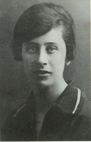 Olga Benário Prestes em foto de 1926 *
