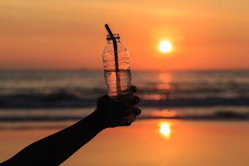 Os perigos da ingestão da água do mar