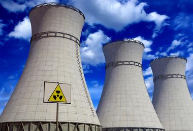 As usinas nucleares são consideradas uma importante fonte de eletricidade no mundo atual