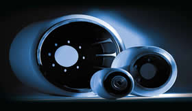 Polímero termorrígido: utilizado em pneus.