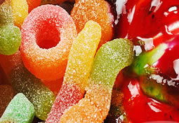 Alimentos coloridos: como eles adquirem este aspecto?