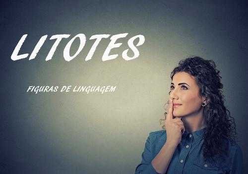 Para ser agradável em situações desagradáveis, use a figura de linguagem litotes