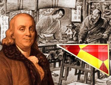 Muitas invenções que consideramos fruto da ciência ocidental já existiam em outras culturas.