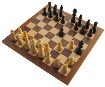 O xadrez como suporte pedagógico.