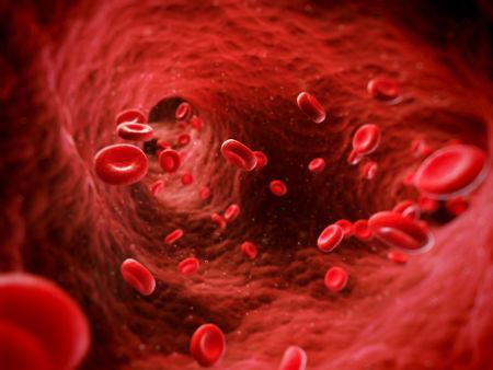 O sangue é um exemplo de solução-tampão natural