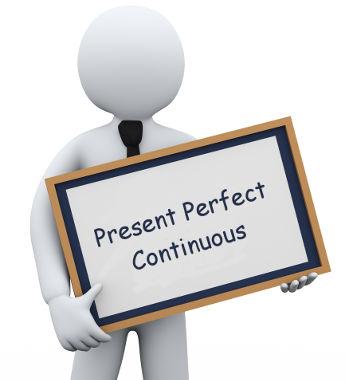 Usa-se o Present Perfect Continuous principalmente para enfatizar a continuidade de uma ação