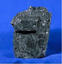 Hulha - um tipo de carvão mineral