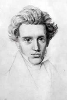 Para Kierkegaard o existencialismo representa uma corrente filosófica cujas doutrinas focam a condição de existência humana