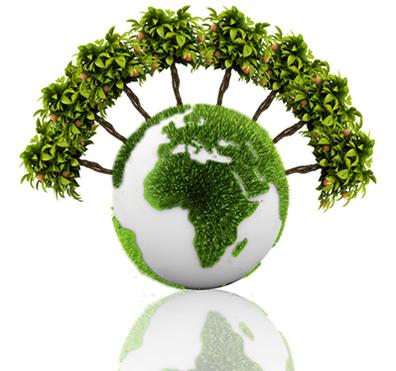 A biosfera é a camada da Terra que abrange todos os ecossistemas do Planeta