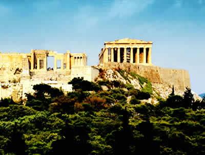 A formação da pólis grega