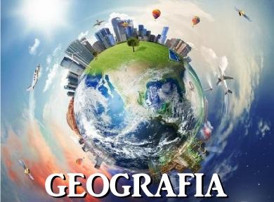 A Geografia constrói-se a partir das transformações do espaço geográfico