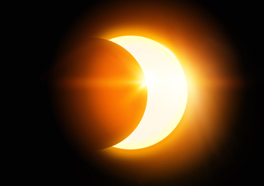 O eclipse solar é um espetáculo sem igual na natureza