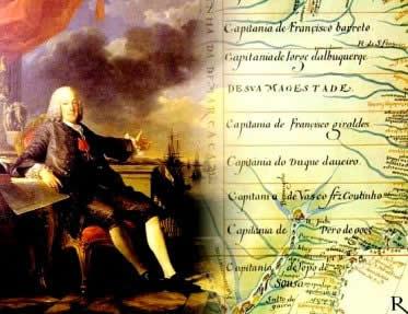 Pombal visou ampliar os lucros com o empreendimento colonial e racionalizar o Estado Português.