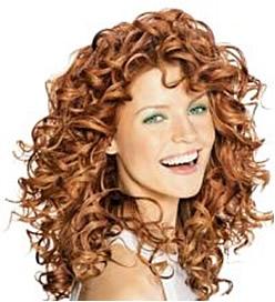 """Mudança na forma dos cabelos pode ser obtida com um processo conhecido como """"permanente"""""""