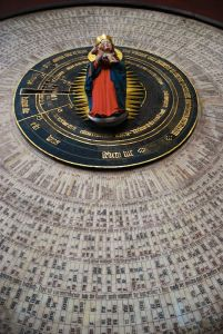 Relógio Medieval - Os números complexos são mais fáceis, não é mesmo?