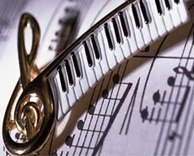 Notas musicais e partituras