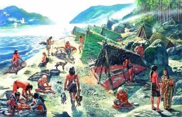 A Revolução Neolítica marcou o desenvolvimento da agricultura entre os povos pré-históricos.