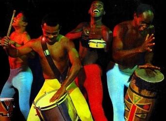 A origem do termo samba