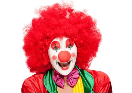 O óxido de zinco é um óxido anfótero conhecido como alvaiade, sendo usado na pintura do rosto dos palhaços de circo
