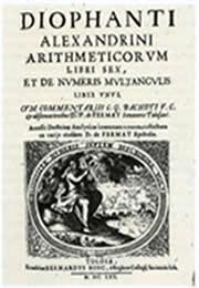 Obra de Diofanto