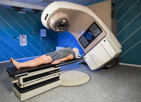 O estudo da Química Nuclear permitiu o uso da radiação na medicina