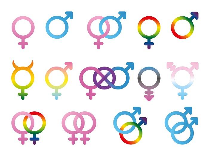 Mais de 30 identidades de gênero já foram reconhecidas