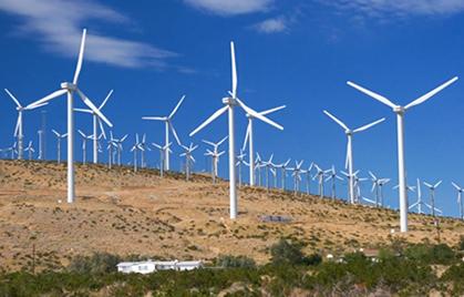 Parque eólico: obtenção de energia através da força dos ventos