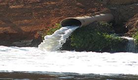 A DBO ajuda no combate à poluição.