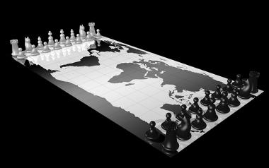 As relações e disputas territoriais de poder à luz da Geopolítica