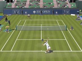 Jogo de tênis