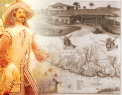 Os holandeses desenvolveram atividades mercantis de natureza comercial e industrial.