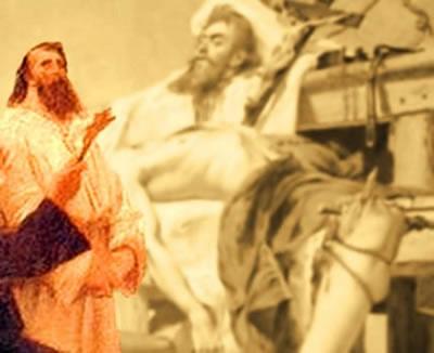 A mitificação de Tiradentes