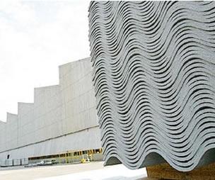 Amianto: fibra mineral usada para fabricar telhas