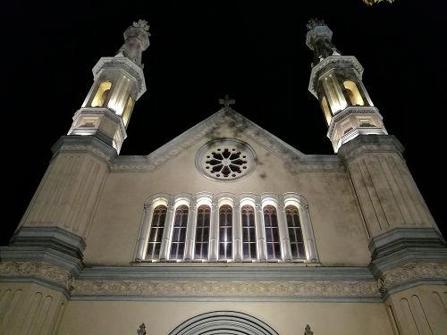 Igreja valdense instalada em Turim, na Itália