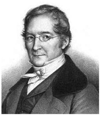 Gay-Lussac, físico e químico francês, realizou importantes trabalhos a respeito do comportamento dos gases