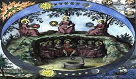 Alquimistas mantinham rituais como Cabala e Magia.