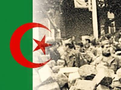 O fim da colonização na Argélia foi marcado pelo conflito entre franceses e os membros do FLN.