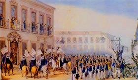 O governo de Dom Pedro II, período de estabilidade e transformações.