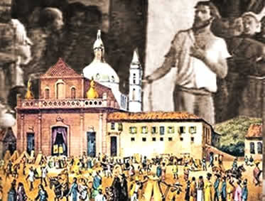 A Conjuração Baiana e a Inconfidência Mineira foram marcadas por visíveis diferenças políticas.