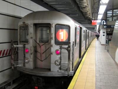 Sistema de metrô em Nova York