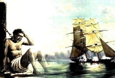 A Lei Bill Aberdeen, apesar de arbitrária, contribuiu para o fim da escravidão no Brasil.